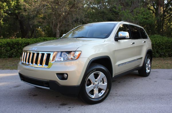 2012 Jeep Grand Cherokee Overland Ridelust Review Grand Cherokee Overland 2012 Jeep Jeep Grand Cherokee