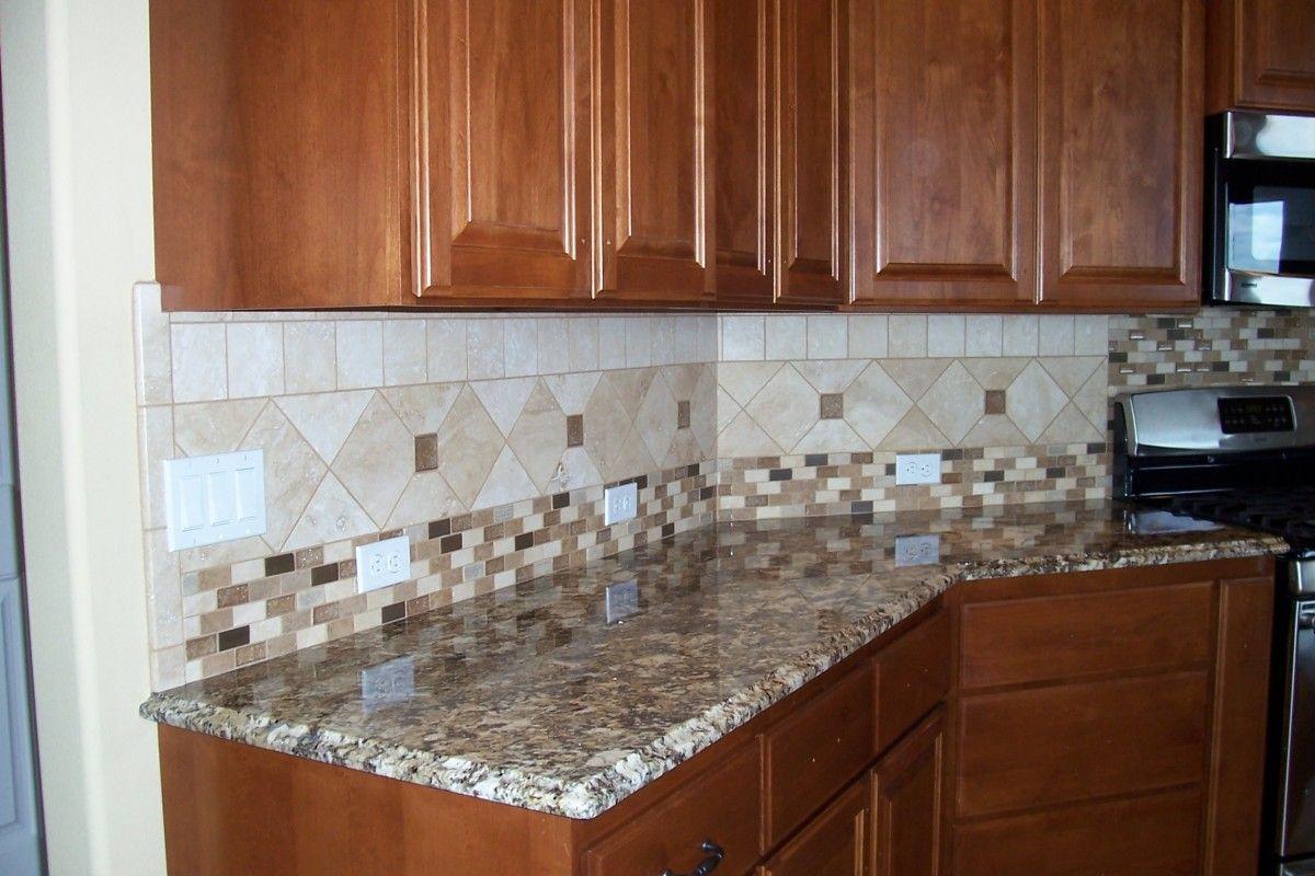 - Traditional Kitchen Style Ideas,Brown Subway Lowes Tile Backsplash
