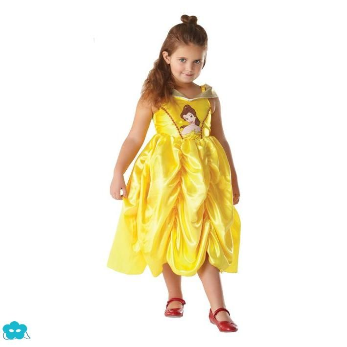 Disfraz De Bella Para Niña Disfraces De Princesas Disfraces Disfraces Para Niños