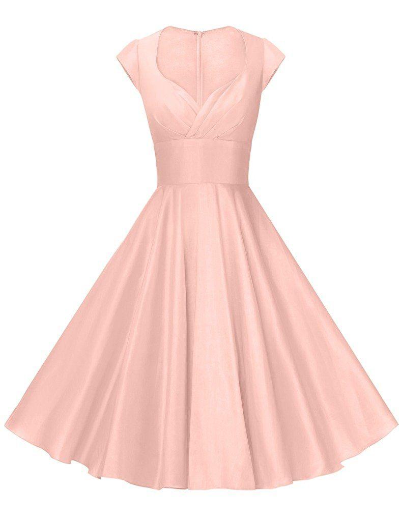 Amazon.com: GownTown Womens Dresses Party Dresses 1950s Vintage ...