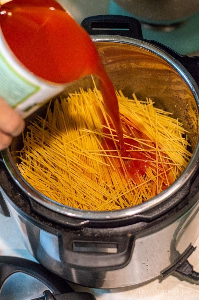 Best instant pot spaghetti recipe gluten free