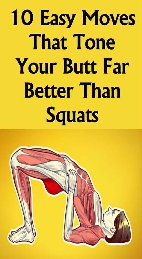 7 exercices pour tonifier tes fesses qui ne sont pas squats,  #exercices #fesses #FITNESS #Pas #pour...