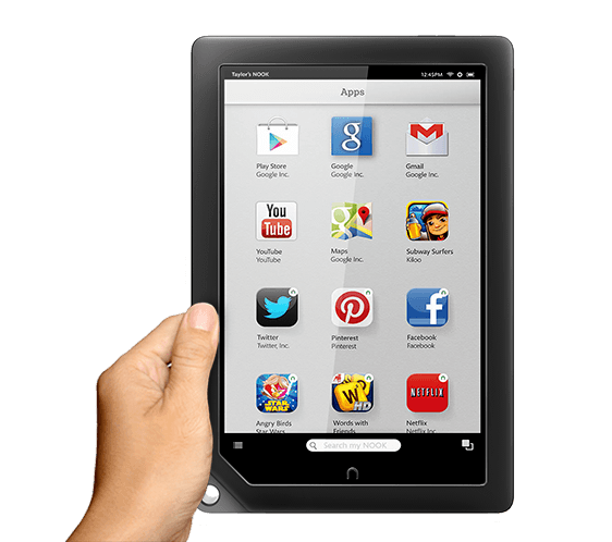 Nook Hd Another Great Tablet Reader Tablet Kindle App Iphone