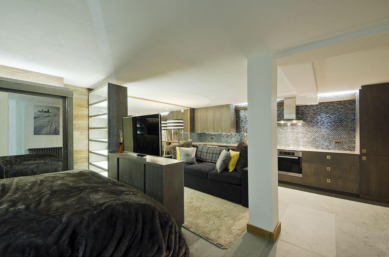Chalet l arctique courchevel france is a luxury ski chalet