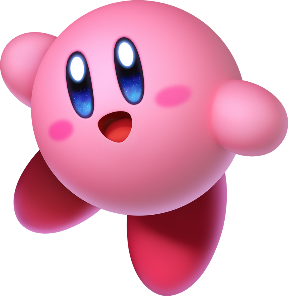 Kirby Kirby Game Character Video Game Characters