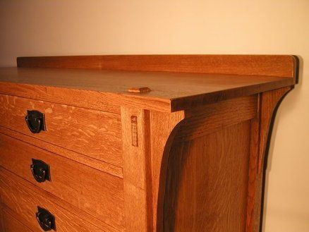 Pdf Plans Arts And Crafts Dresser Woodworking Plan Diy Antique Workbenches For