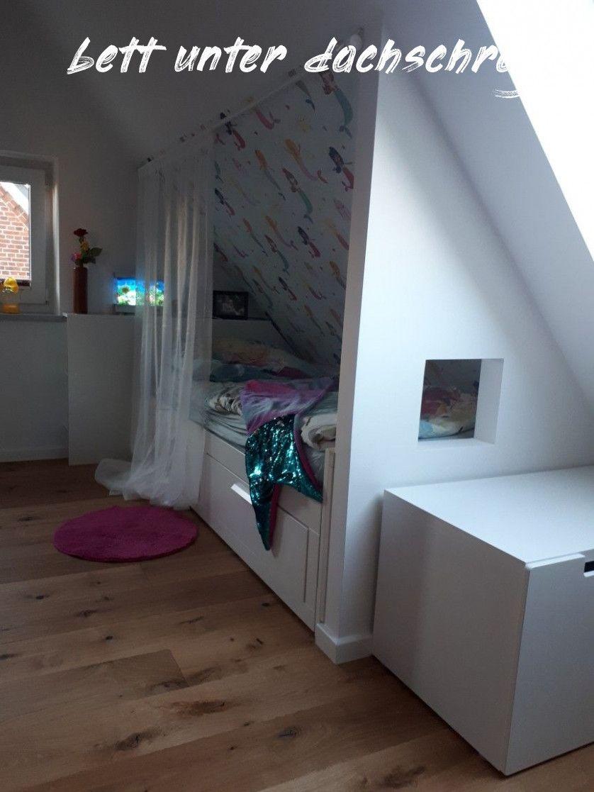Schlafzimmer Dachschrage Jungen