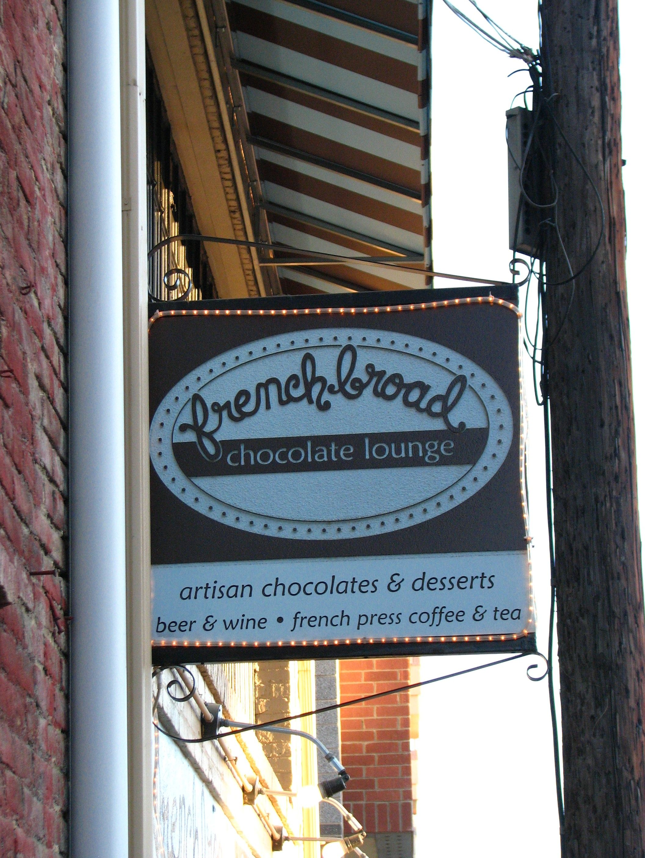 French Broad Chocolate Lounge, Asheville, North Carolina ...
