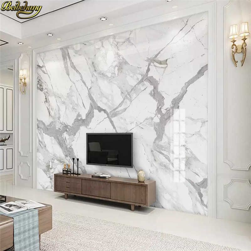 Beibehang Custom White Marbled Photo Wallpaper 3d Mural Living Room Tv Backdrop Bedroom Wallpaper For Wall Papers Home Decor Wallpapers Aliexpress In 2020 Wallpaper Living Room Marble Wallpaper Bedroom Wall Wallpaper #wallpaper #for #wall #living #room