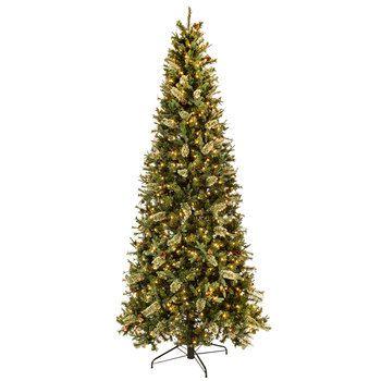 Quick Set Cashmere Sonoma Pre-Lit Christmas Tree - 9' - Quick Set Cashmere Sonoma Pre-Lit Christmas Tree - 9' Christmas
