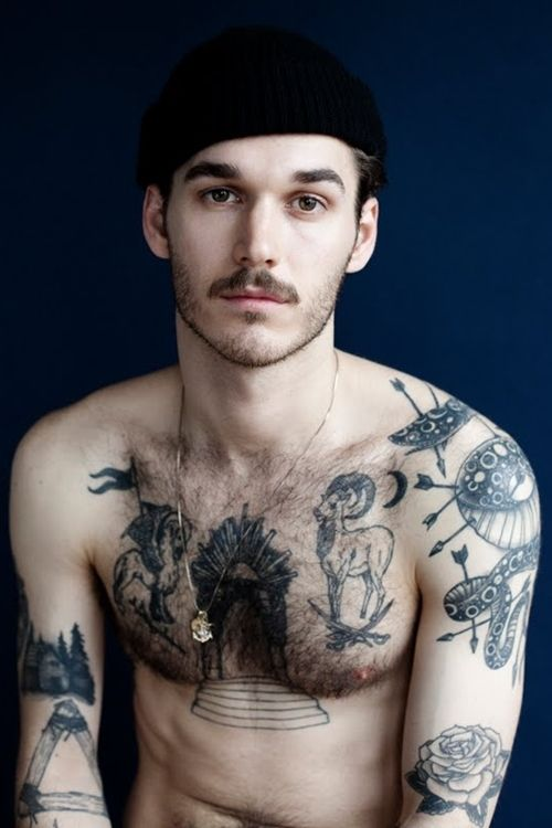 Znalezione obrazy dla zapytania fashion tattoo