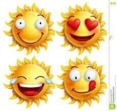 Hy Tropical Sun On A Beach Vacation Stock Vector Art 48947302 Istock