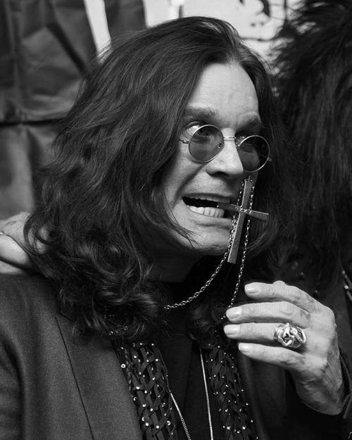Ozzy Osbourne I love him,:D