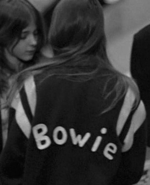 Wanted: Bowie jumper !! Christiane F
