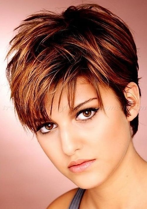 45 Trendy Short Haircuts For Pixie Hair In 2018
