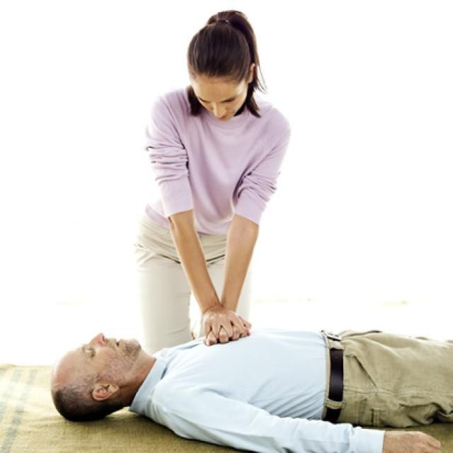 Hands Only CPR: No Pulse (Check) Needed