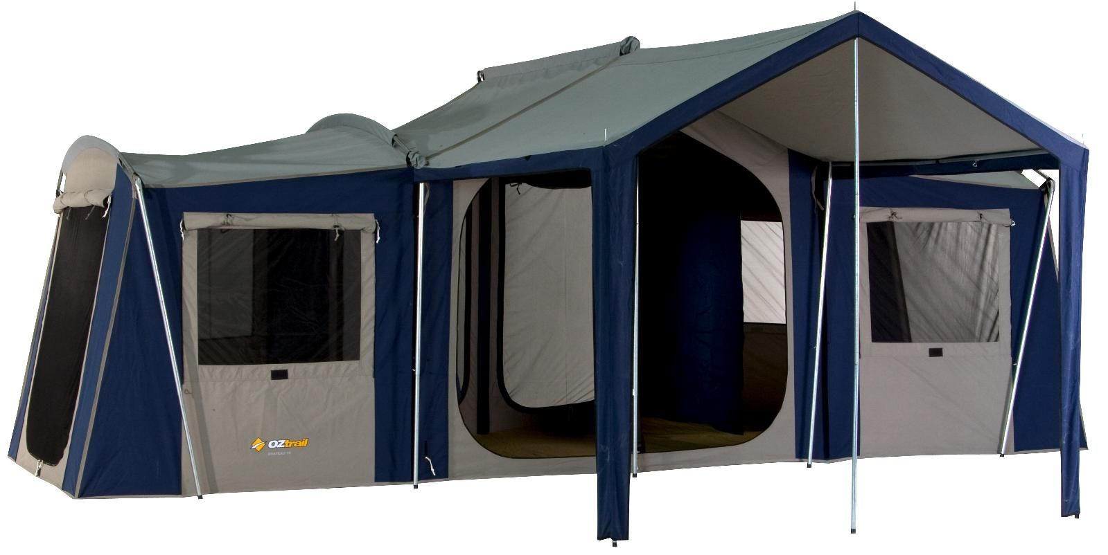 Oztrail chateau 10 cabin tent maybe den could get me to for Tent cottage