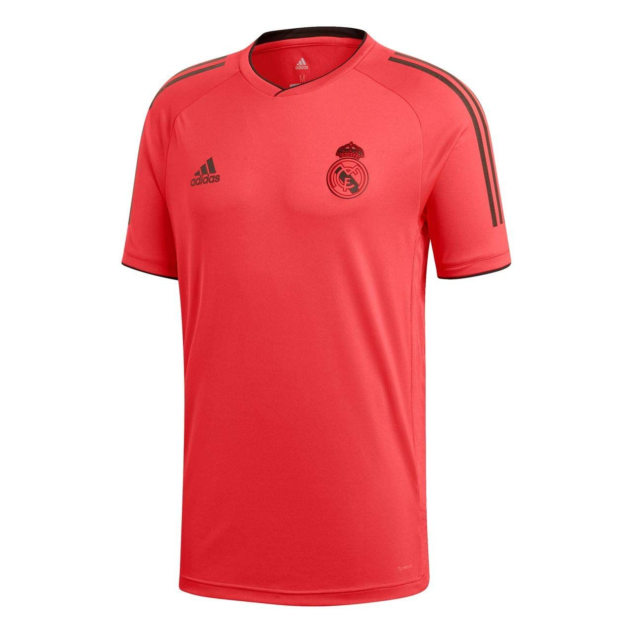 adidas 2018-2019 Real Madrid UCL Training Football Soccer T-Shirt Jersey ( Red) 887206b48