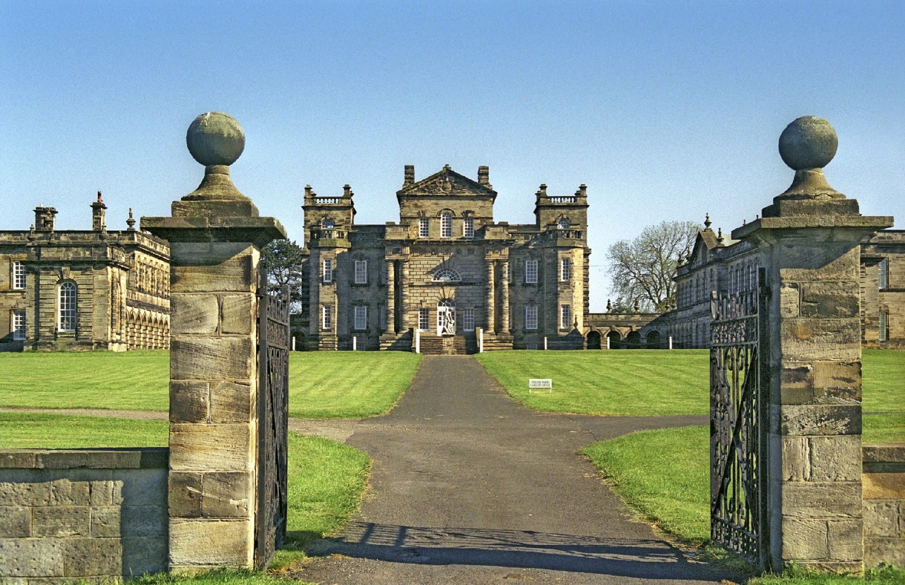 Seaton delaval hall the beautiful south northumberland