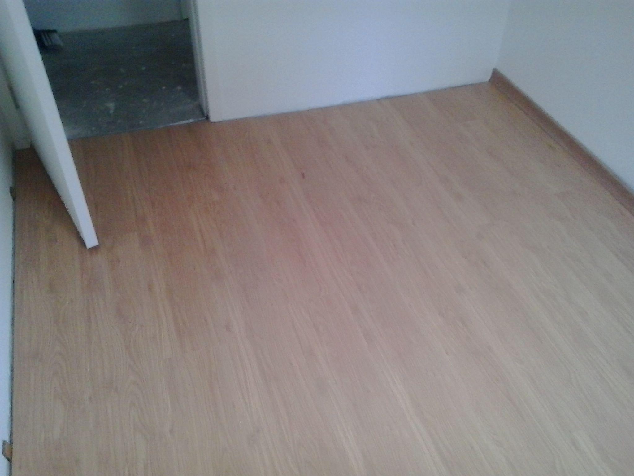 Piso durafloor linha new way padr o carvalho colonial obra em andamento obras meu lar suzano - Compartir piso en malta ...