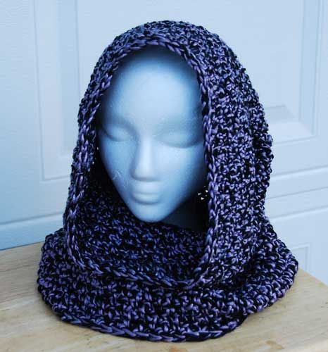 Crochet Hooded Cowl Pattern Crochet Pinterest Crochet Hooded