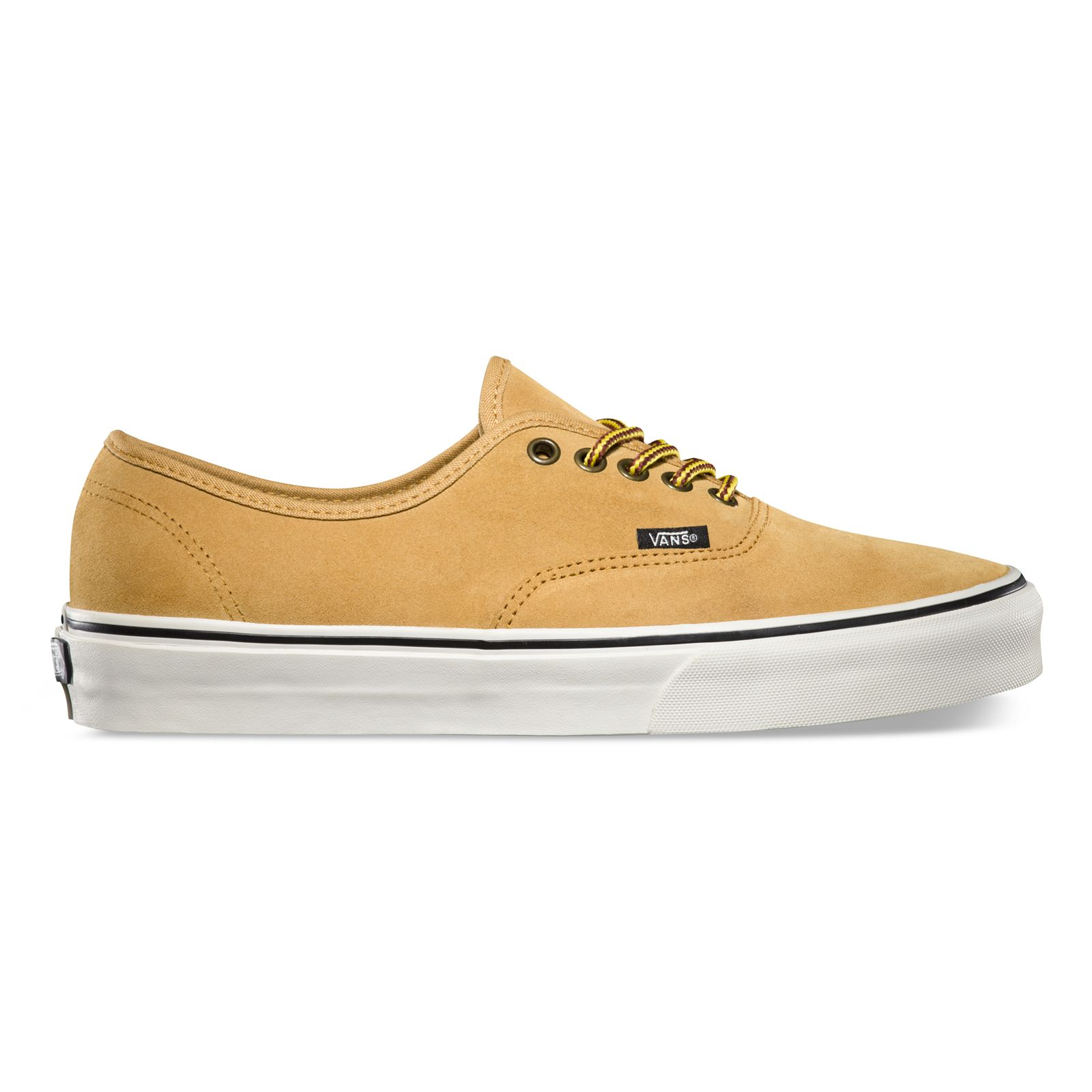 0a70904862bcb8 Vans Hiker Authentic in Suede   Tan