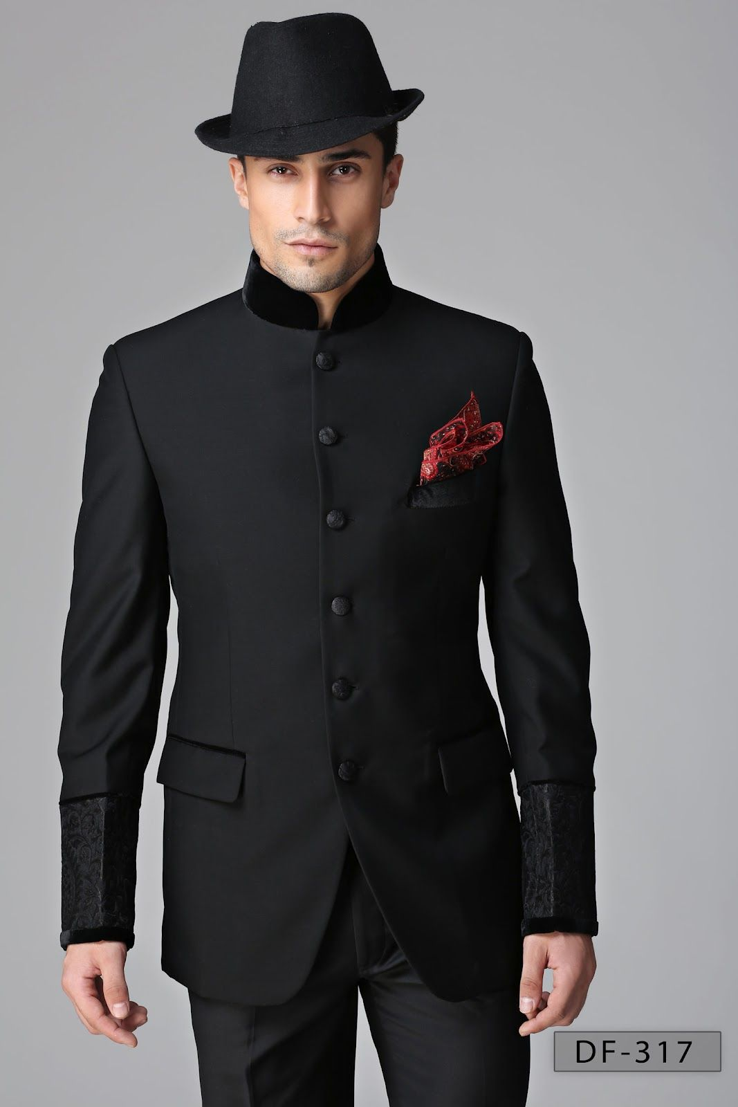 Buy Indian Men's Wedding suits & dresses online. Embroidered suits ...