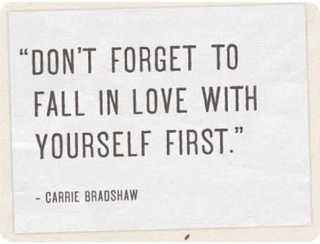 #HBoutique. From the desk of: why Carrie Bradshaw of course!
