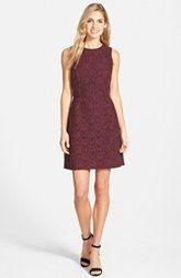 Halogen® Lace Fit & Flare Dress (Regular & Petite)