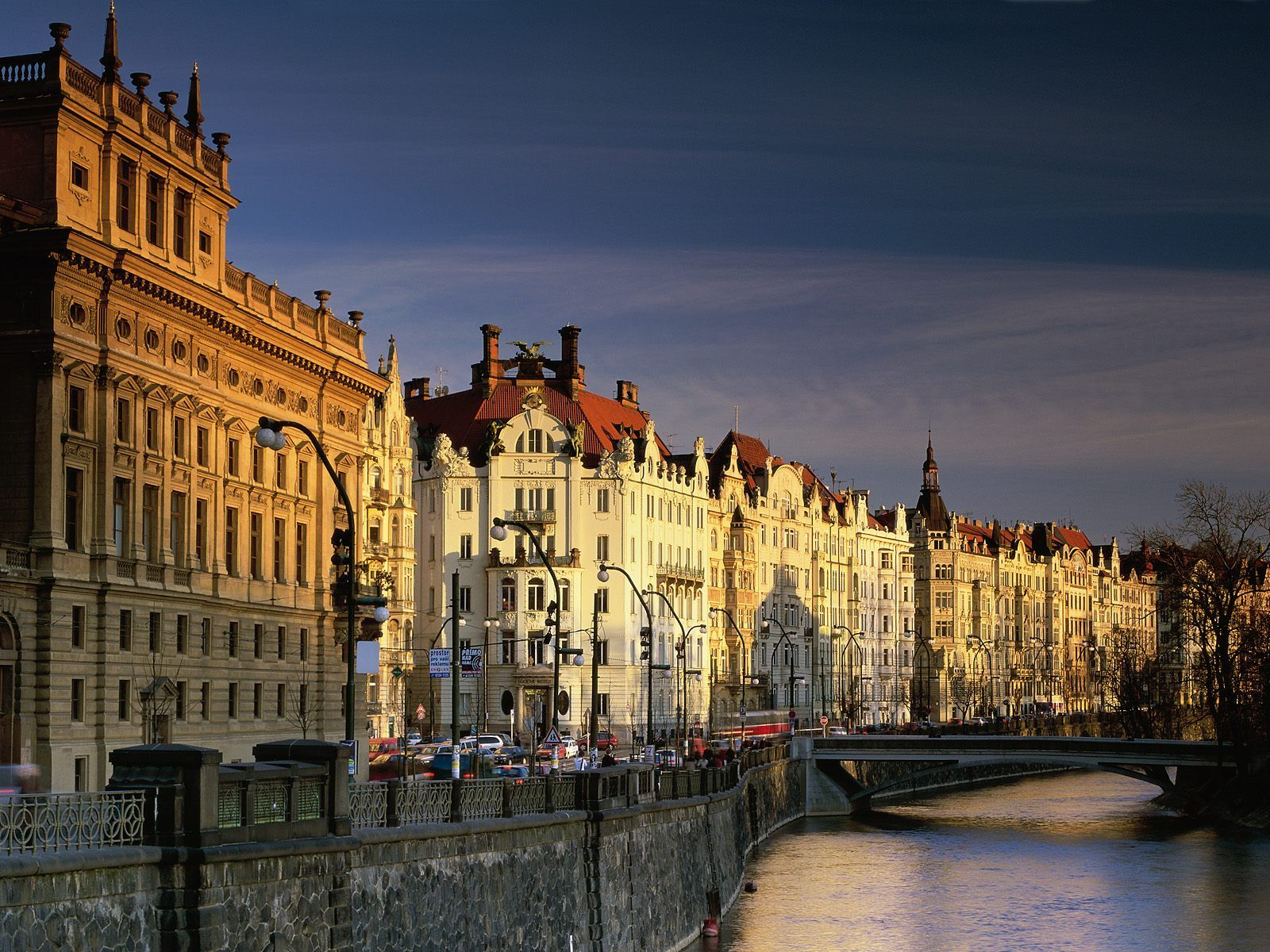 Set Out To The Czech Republic And Get To Know The Czech UNESCO - Czech river