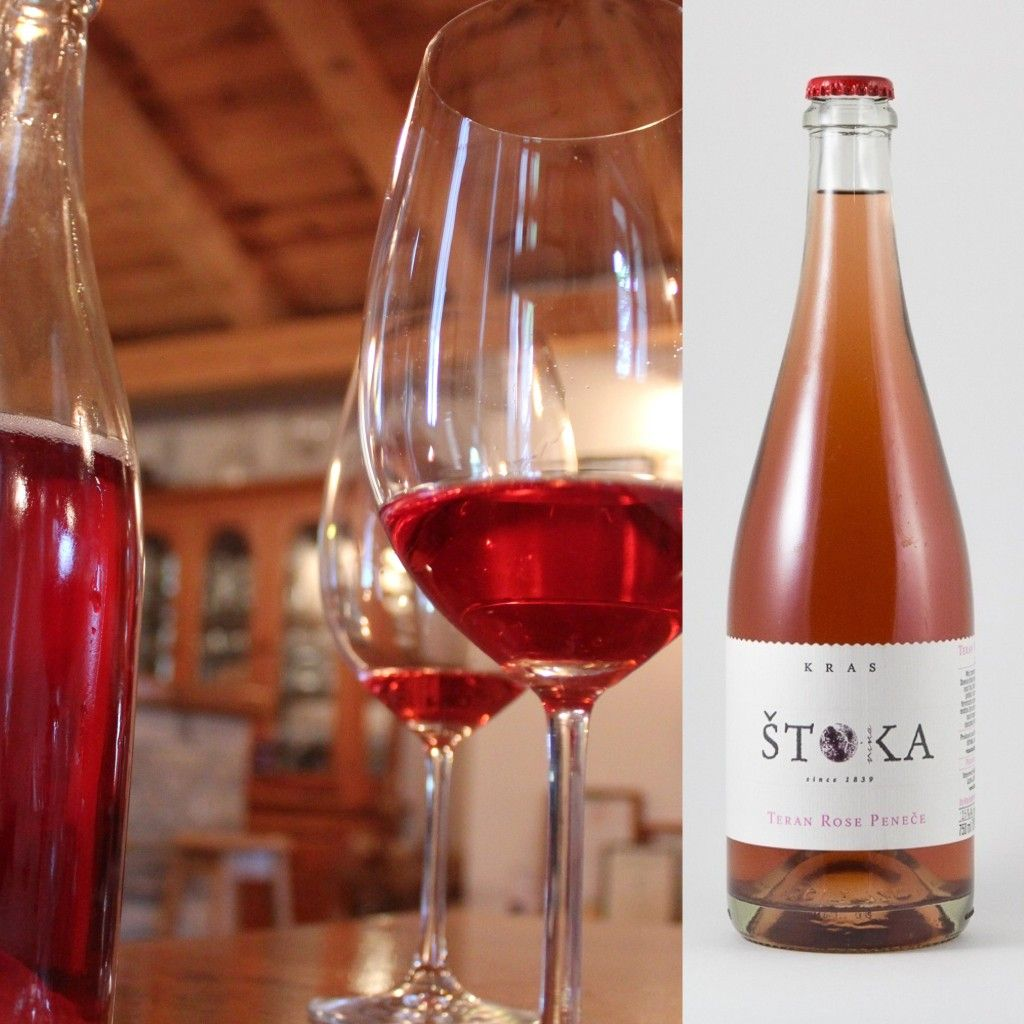 Winewednesday Spotlight 13 Stoka Teran Rose Penece Vino Rosado Vinos