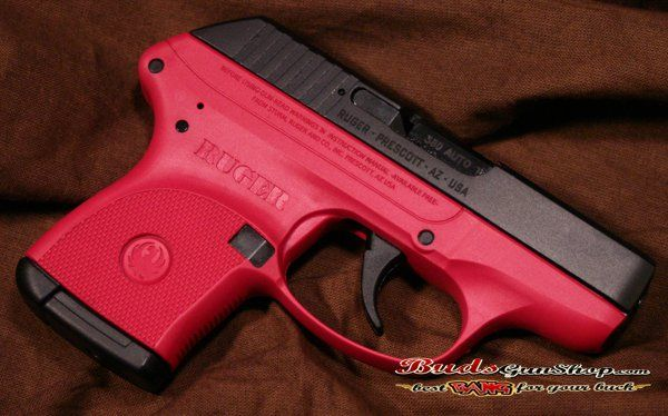 Ruger Lcp 380 Raspberry Grip Sweet Dreams Guns Ruger Lcp Firearms