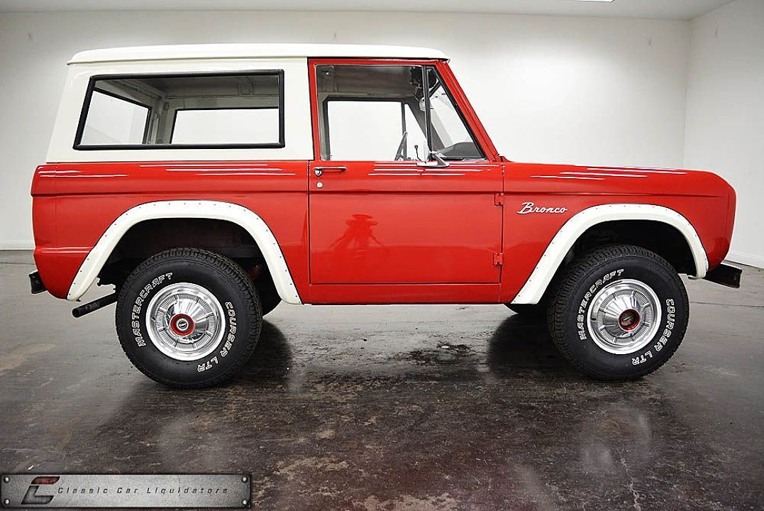 1968 Ford Bronco For Sale Near Sherman Texas 75092 Autotrader Classics Ford Bronco Ford Bronco For Sale Bronco