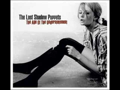 The Last Shadow Puppets Calm Like You Shadow Puppets Last Shadow The Last Shadow Puppets