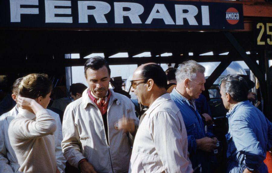 Porfirio Rubirosa at SEBRING 1958