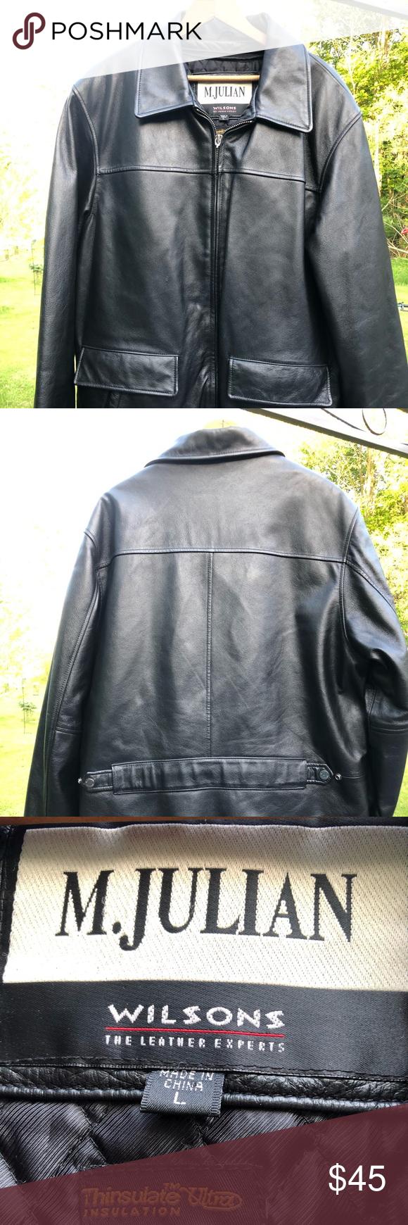 Men S Large Wilson S Leather Coat Leather Coat Leather Wilsons Leather [ 1740 x 580 Pixel ]