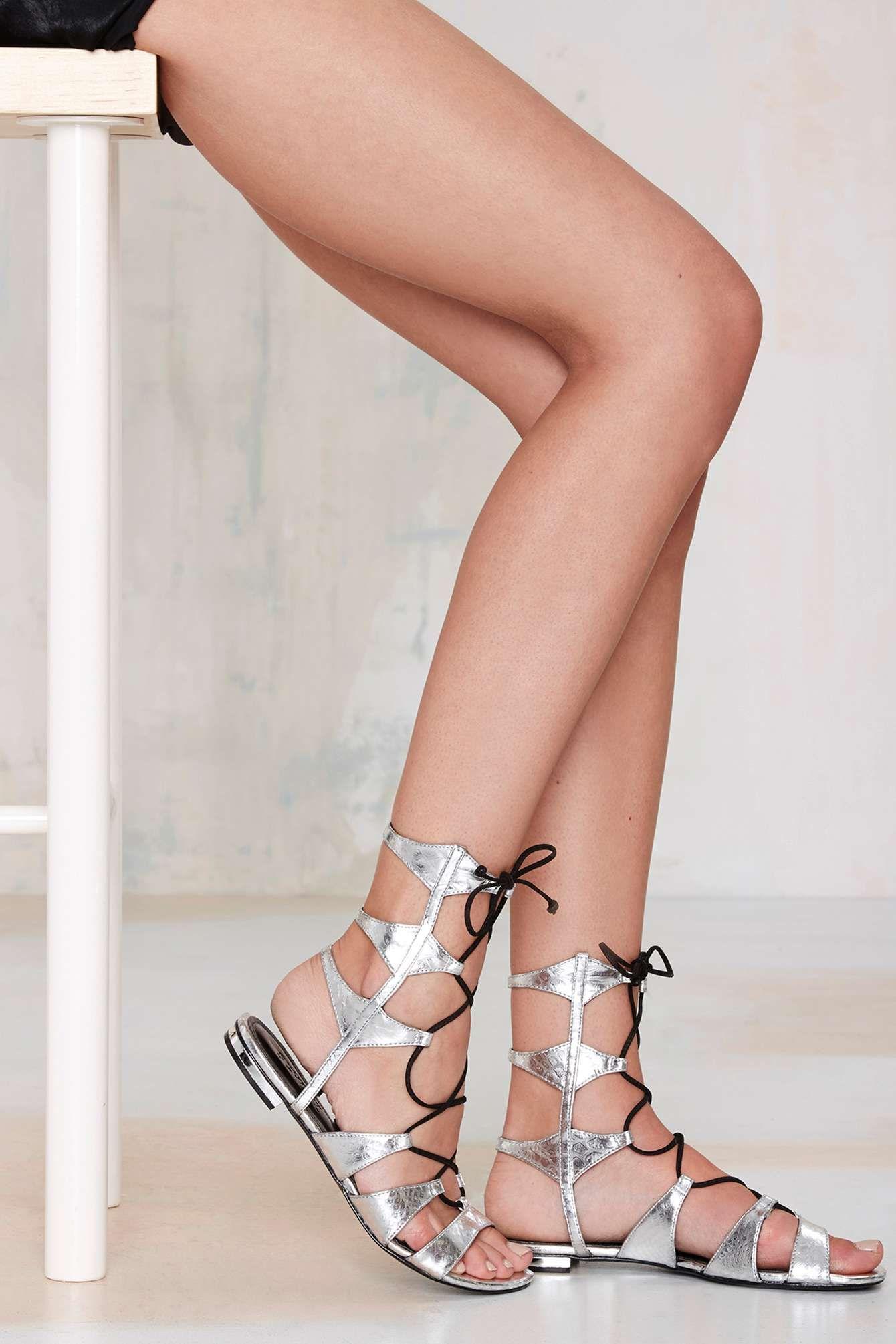 Schutz Erlina Gladiator Sandals Thanks It S New Shoe