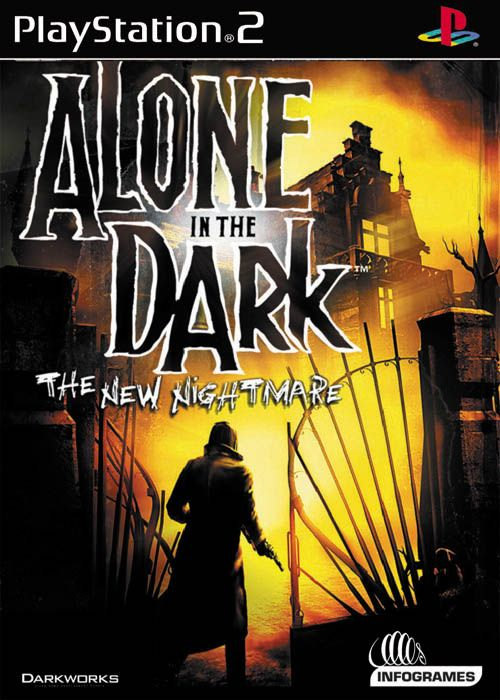 Alone in The Dark - The New Nightmare PS2 ISO Free Download | Free