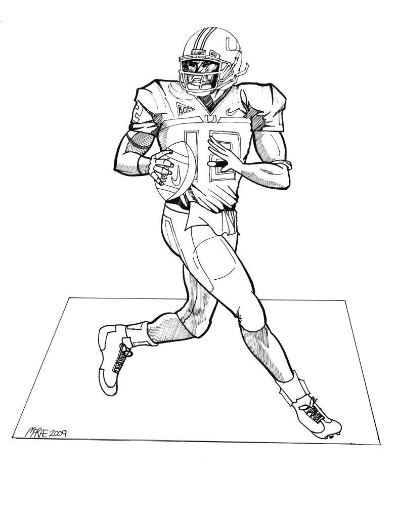 Coloring Pages Of Football Peyton Manning Coloring Pages Coloring Home Dolphin Coloring Pages Coloring Pages Football Coloring Pages