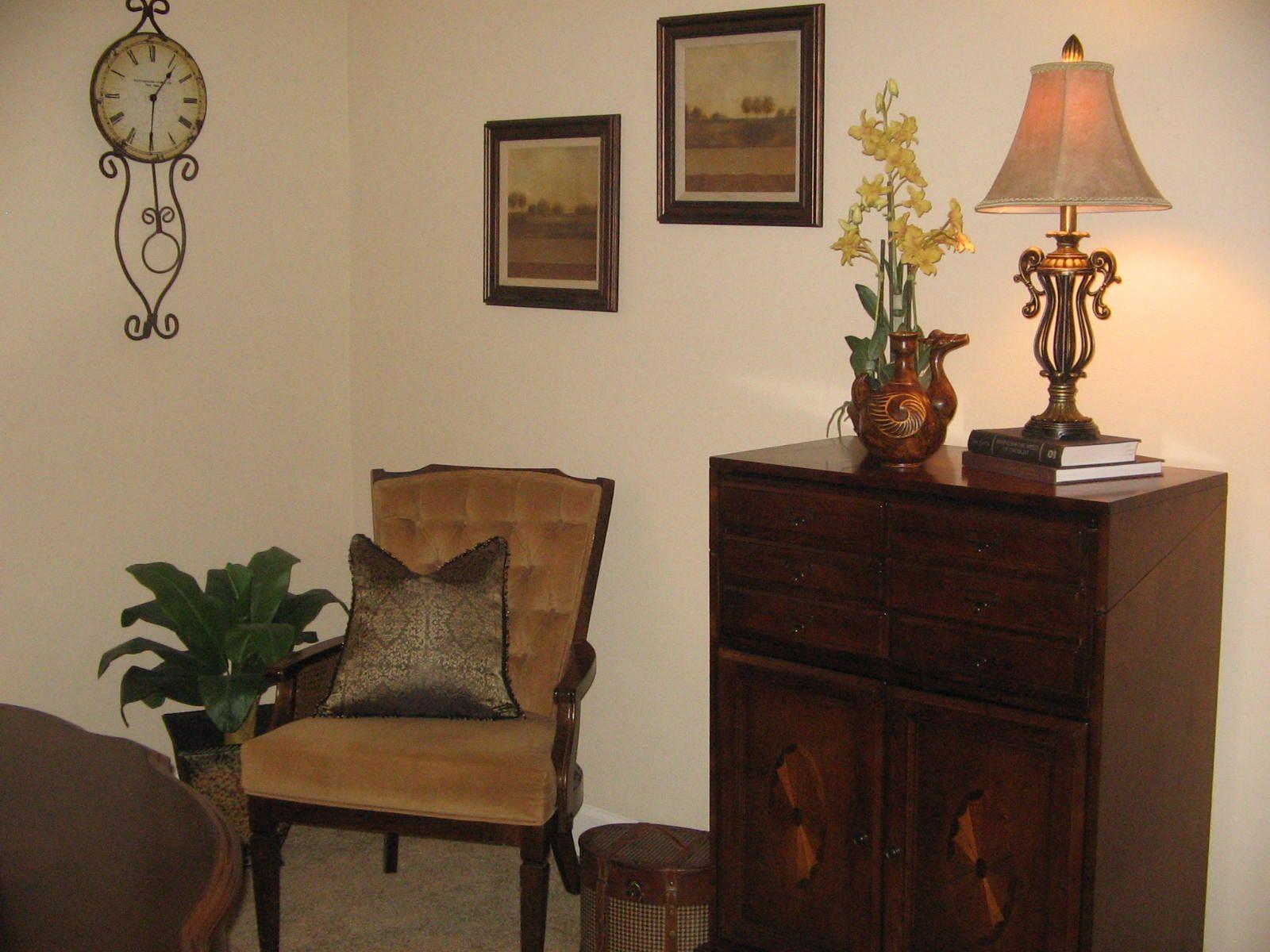 Office sitting room creation