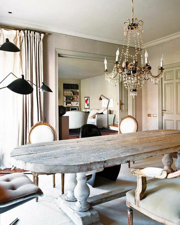 Les Chaises De Salle à Manger Idées Archzinefr La Chaise - Chaise salle a manger baroque pour idees de deco de cuisine