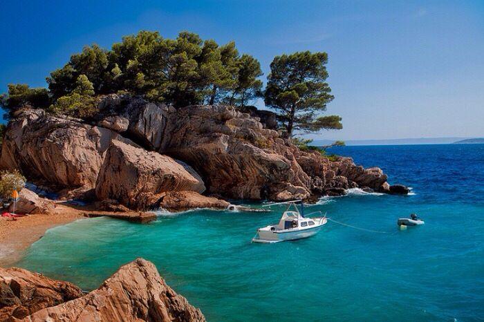 crikvenica beach croatia Schönste strände kroatien