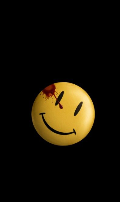 Who Watches The Watchmen Watchmen Smiley Face Watchmen Smiley
