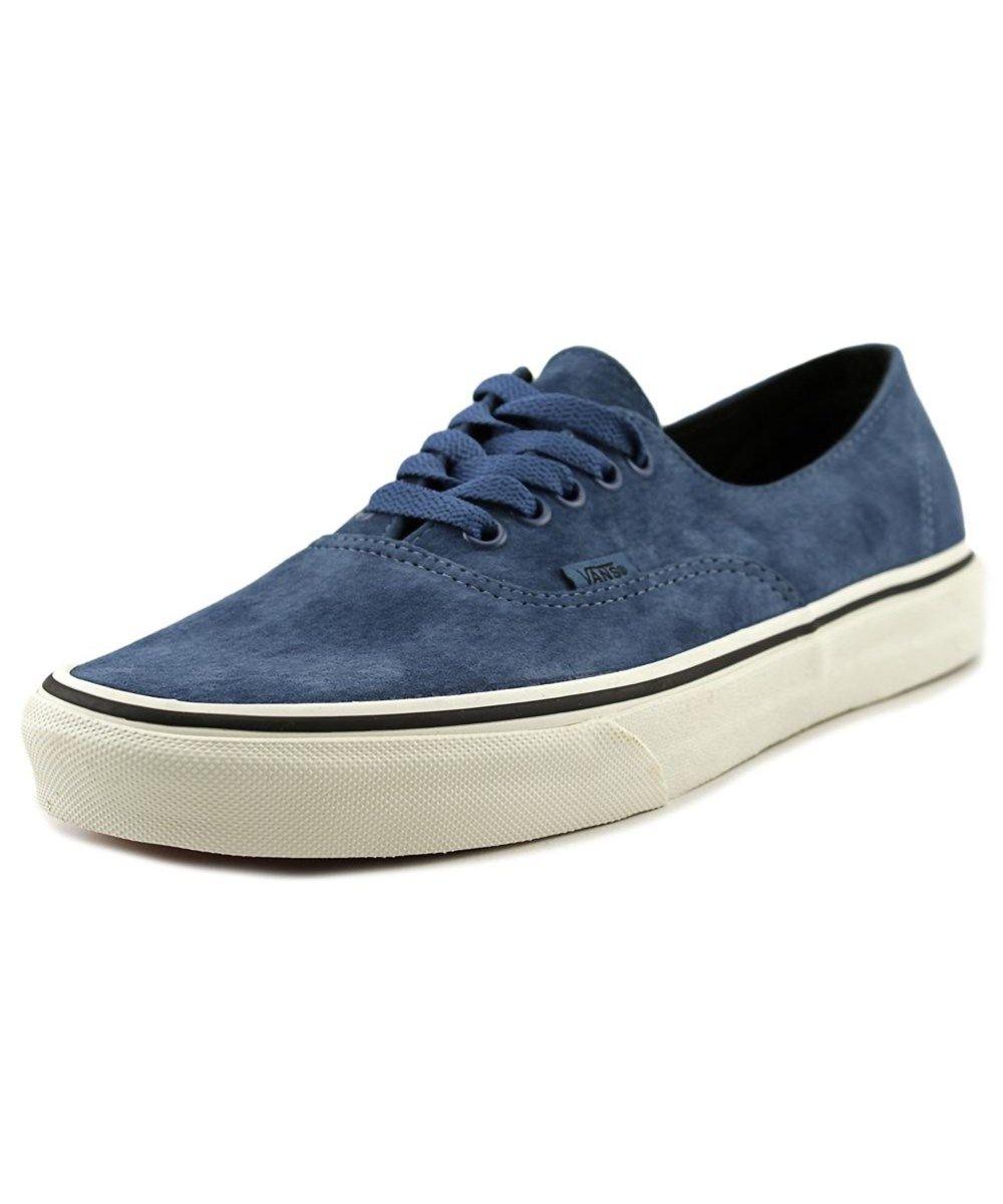 09327c9420020e VANS Vans Authentic Decon Men Round Toe Suede Blue Sneakers .  vans  shoes   sneakers
