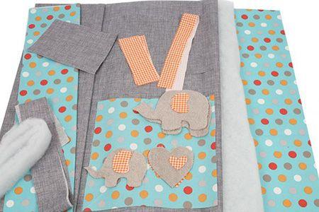 Id e couture sac langer avec fermeture loxx buttinette loisirs cr atifs couture - Idees loisirs creatifs gratuit ...