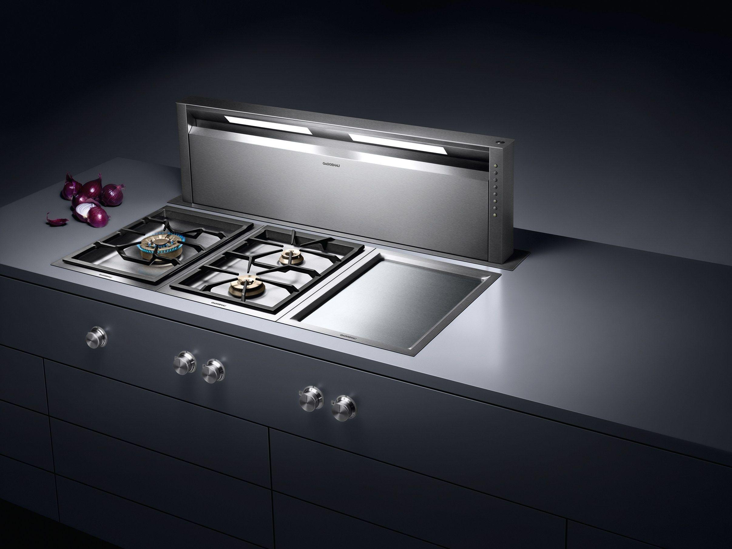 Kitchens Electric Home Campana Extractora Gaggenau Appliances  # Muebles De Cocina Gaggenau