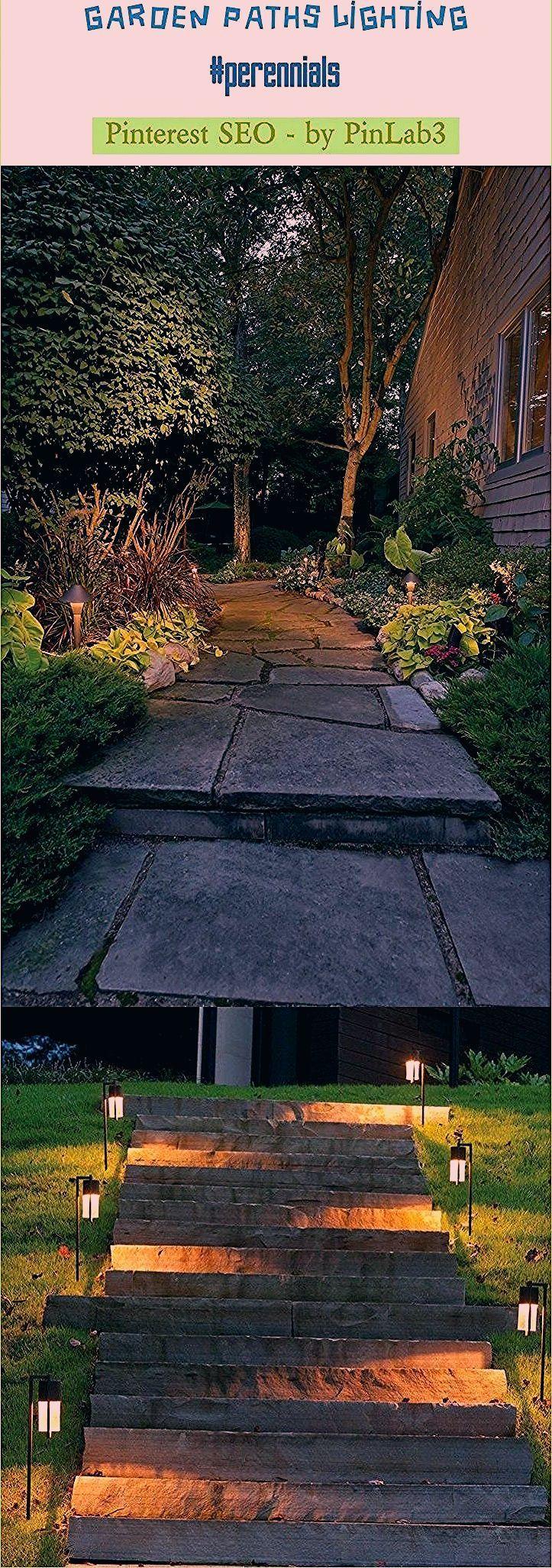 Photo of Garden paths lighting #garden #paths #lighting Gartenwege Beleuchtung ; éclaira…