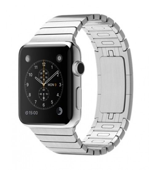 Apple Watch 42mm Stainless Steel Case with Link Bracelet - Hàng FPT (Full VAT)