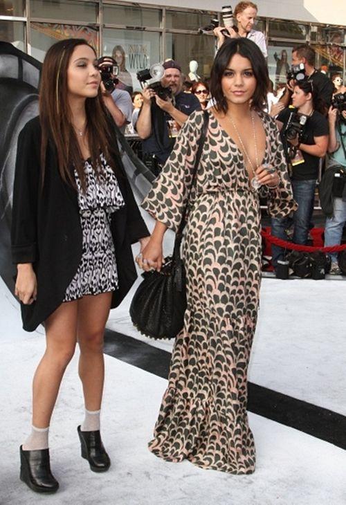 Vanessa Hudgens Fashion Style Vanessa Hudgens Pinterest Estilismos De Calle Vestidos