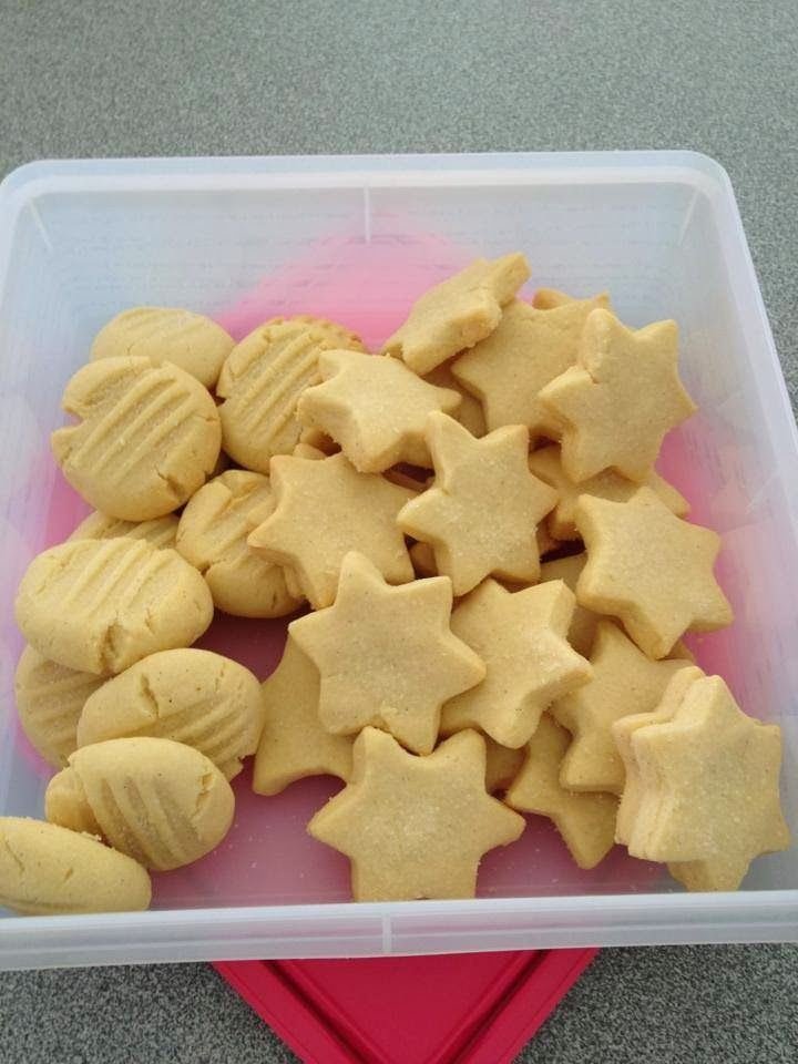 The Road To Loving My Thermomix Vanilla Bean Shortbread Cookies